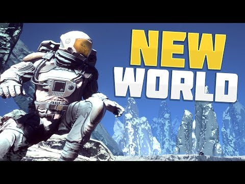 Osiris New Dawn - A BRAND NEW WORLD TO...