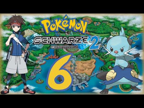 Let's Play Pokémon Schwarz 2 [Hürdenmodus][German][#6] Die Kontaktebene!