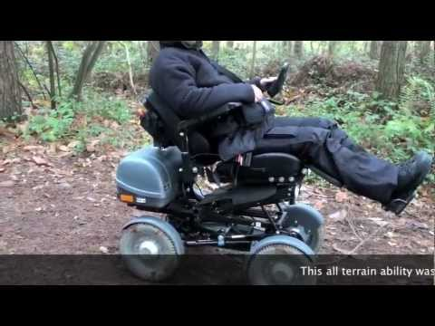 Patricia Hitchcock QC all terrain wheelchair montage.m4v