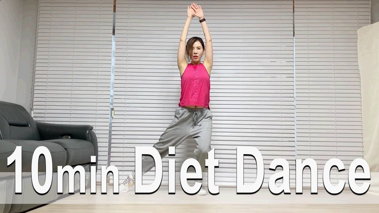 10 minute Diet Dance Workout   10분 다이어트댄스   Choreo by Sunny   Cardio   Zumba   홈트 