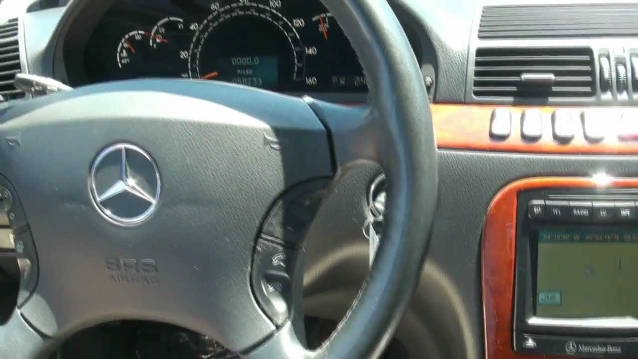 2000 mercedes benz s430 lwb youtube for 2000 s430 mercedes benz