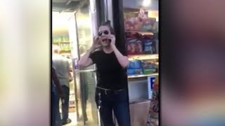 'Cornerstore Caroline': Woman Calls 911 On Boy At NYC Deli, Claims He Groped Her   NBC Nightly News
