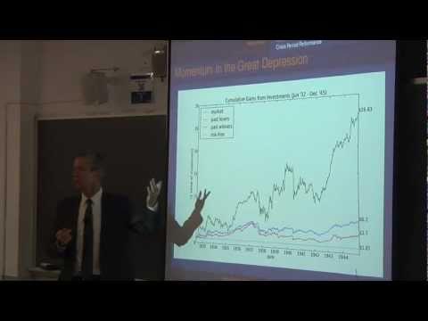 Kent Daniel: Price Momentum