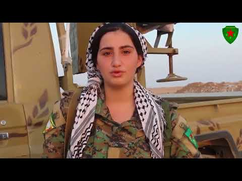 [ Syria ] [ YPJ ] September 14th YPJ soldiers participate in the liberation of Deir-Ez-Zor