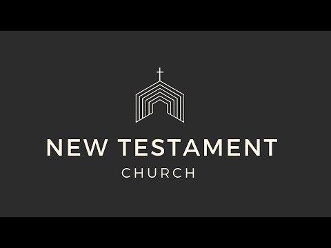 New Testament Church Live Stream