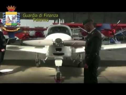 Palermo, Finanza sequestra aereo ad avvocato