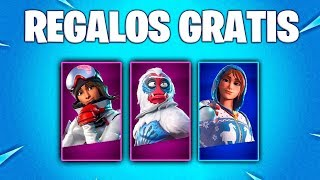 How to GET 3 SKIN & FREE GIFTS ON FORTNITE SAN VALENTIN LOVE EVENT FOR ALL