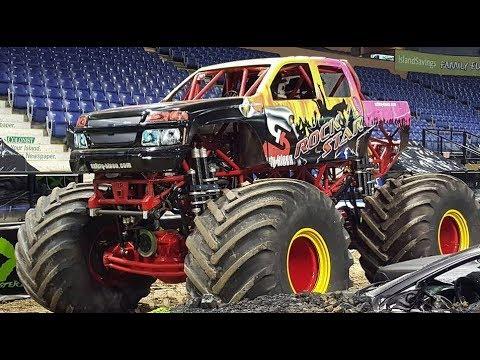 Show me your build: Rockstar monster truck (2018)