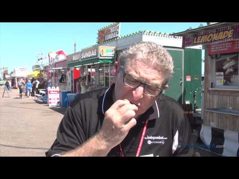 2013 Nebraska State Fair Food Tour
