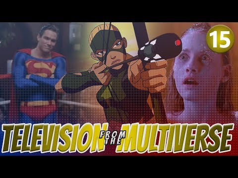 Television From The Multiverse #15: It's Not a Date (DC Comics TV Podcast