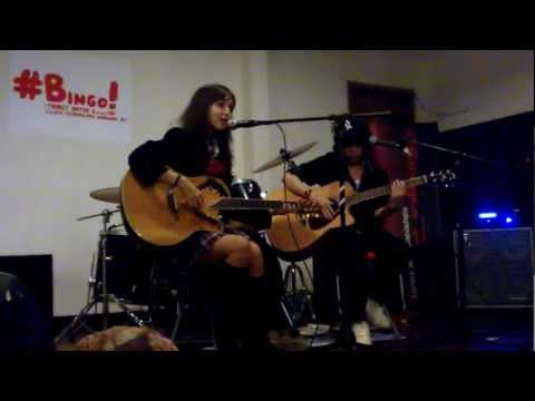 [FANCAM] 20130202 - Sarah Anjani - Inochi no Tsukaimichi (JKT48 cover)
