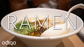 Best Ramen Chain in Japan? IPPUDO VS. ICHIRAN [Odigo Eats]