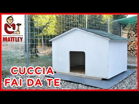 смотрите сегодня Come Fare Una Cuccia Per Cani Con I Pallet Diy A