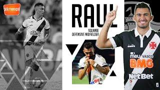 ⚽ RAUL / VOLANTE / Raul Lô Gonçalves
