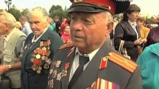 В Рузе открылся памятник(, 2013-08-30T12:45:03.000Z)
