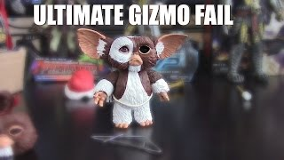 """""""ULTIMATE GIZMO"""" FIGURE REVIEW   Gremlins 7 in Scale NECA with RANT"""