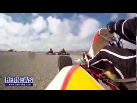 Onboard Camera At Kart Racing, Oct 20 2013