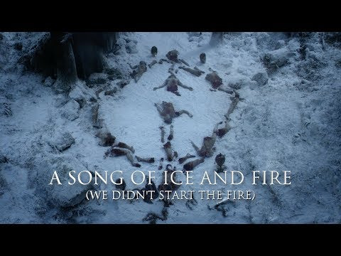 Doug & Scarpetti - Watch Every Death In Game of Thrones Set To We Didn't Start The Fire