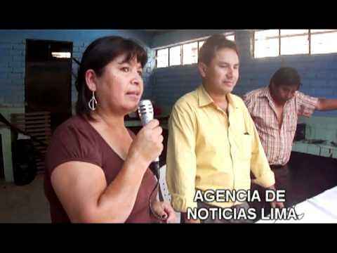 Luis Moncada Vigo se reúne con dirigentes del Vaso de Leche