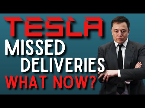 TESLA MISSED ITS DELIVERY TARGET! Why It Doesn't Matter // Tesla Stock Analysis