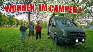 Ultimativer Freundship CAMPER 🔥 -  DIY VANLIFE | ItsMarvin
