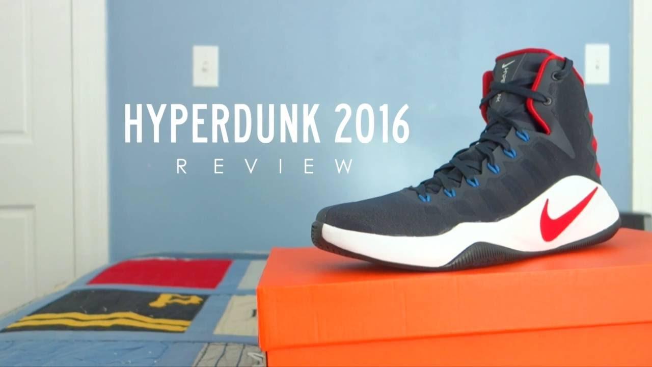 Nike Hyperdunk 2016 Review - YouTube b257a82731bf