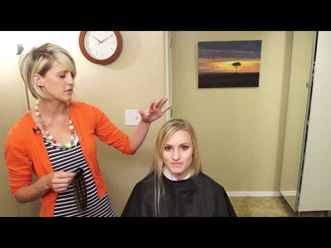 Darkening Roots For Natural Ombre // Women's Hair Color Tutorial
