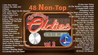 Oldies Songs Of The 60's and 70's - Album 48 NonStop Greatest Oldies Vol. 2
