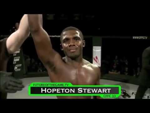 Hopeton Stewart versus Chris Williams