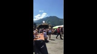 Internationales Truckerfestival Interlaken 2015 (Westerndorf Country Concert)