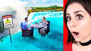 Crazy RESTAURANTS You Wont Believe Exist !