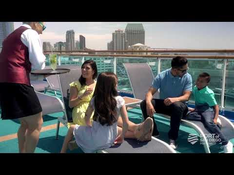 Maritime Month 2018: Cruise