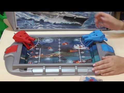 Настольная игра Морской бой 1240 Ранок