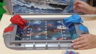 Настільна гра Морський бій 1240 Ранок