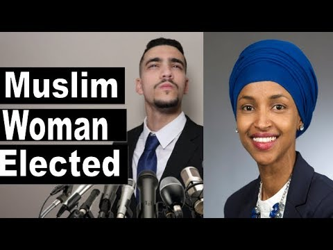 Ilhan Omar Wins Election in Minnesota - YouTube