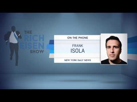 Frank Isola of New York Daily News Talks NBA Playoffs, Paul George's Future & More - 4/26/17