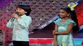 DID Little Masters May 28 '10 - Anurag & Khushbu