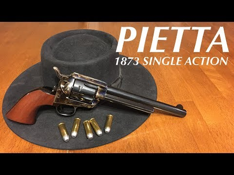 Pietta 1873 Single Action (.45 Colt)