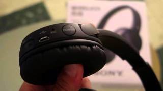sony mdr zx330bt wireless bluetooth headphones review