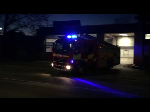 Suffolk Fire & Rescue - Princes St
