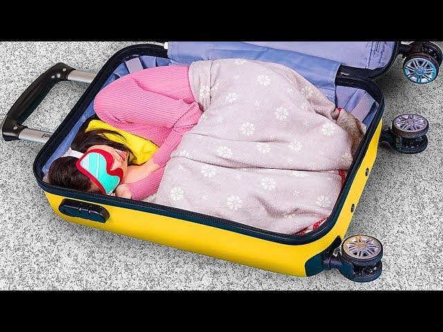Farewell And Travel Safe With These 19 Useful Travel Hacks / 19 Smart Travel Hacks