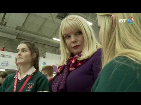 Minister Mary Mitchell O'Connor at BTYSTE 2017