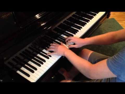 """""""Through The Ghost"""" - Shinedown (Piano Cover)"""