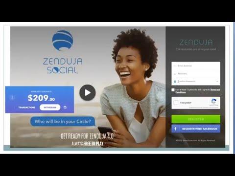 Zenduja (wavescore). Интернет заработок без вложений.
