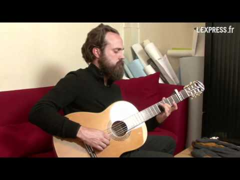 Iron and Wine / Session acoustique