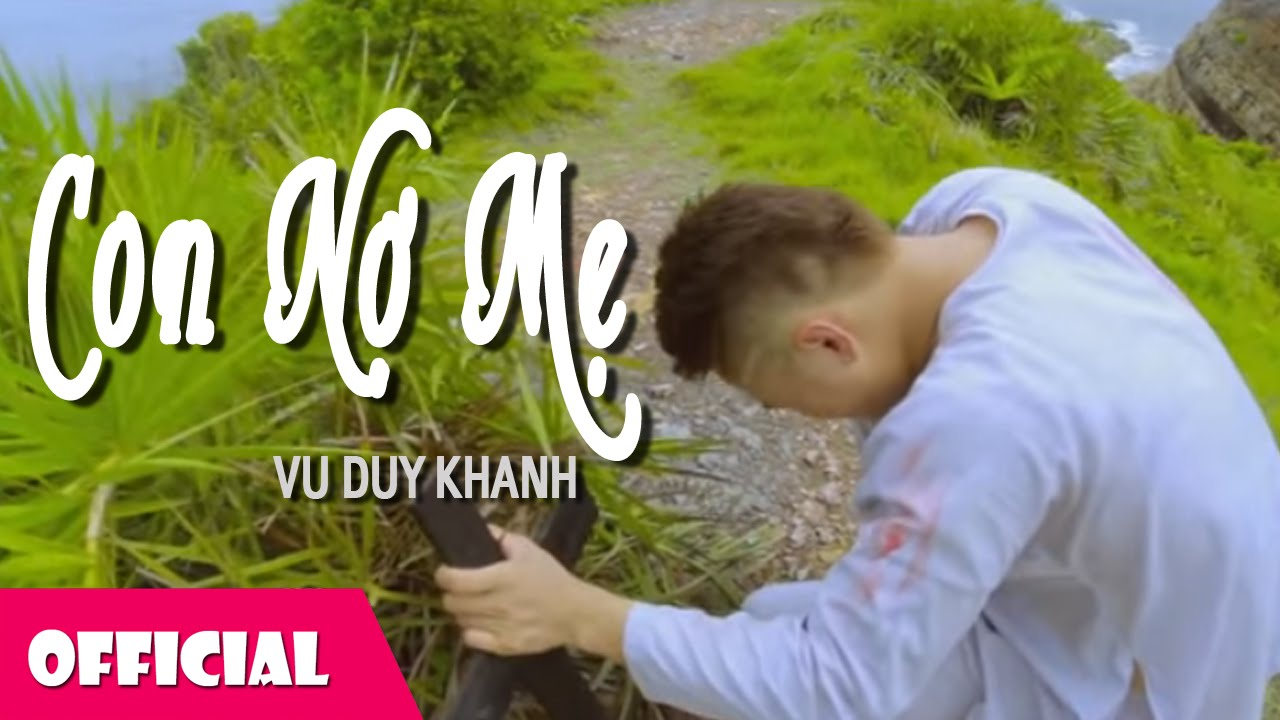 Con Nợ Mẹ | Vũ Duy Khánh Full HD 1080p [Official MV]