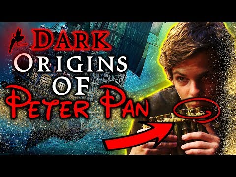 LED Peter Pan's Dark Origins: A Place Your Child's Eyes Should Never Land