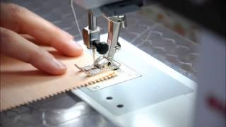 How to Sew a Straight Line--Simple Simon and Company