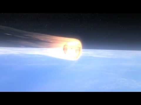 SpaceX: Dragon to the ISS [COTS-D]