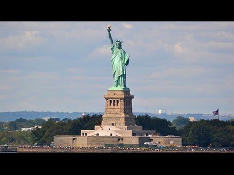Live:Statue of Liberty, Liberty Island Manhattan, New York City [ Friday, January 6, 2017]